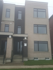 BRAND NEW 4 BEDROOM TOWN HOUSE BY MISSISSAUGA RD AND WANLESS DR