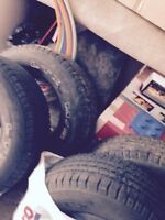 Michelin Tires off a TJ Wrangler