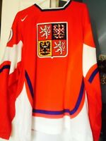World Juniors Dmitrij Jaskin Game Worn Jersey