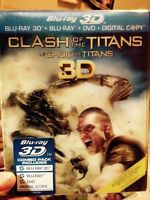 Blue Ray 3D movies