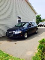 2006 Audi A4 2.0 Quattro with 73000 kms