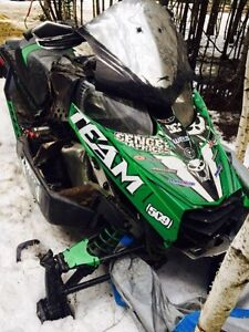 Parting out 2010 Arctic cat z1 turbo