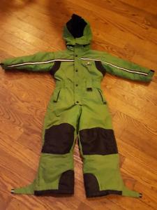 Alpine Tek size 6 ski/snow suit - rare one piece!