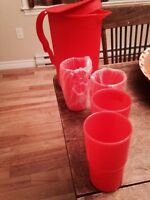 5pcs Water jug- New!