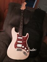 Mexican fender Stratocaster HSS