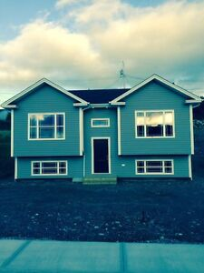 New 3 bedroom home with 1 bedroom Apt in a beautiful area!