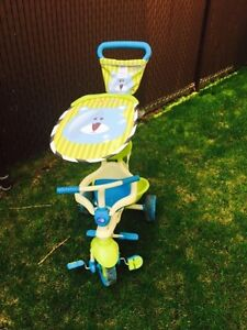 Little tricycle for little boy 0-3 years old