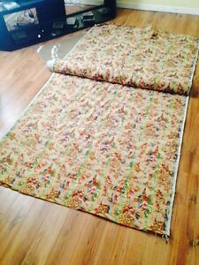 30 feet of Good Quality Upholstery Fabric