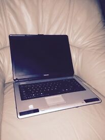 Great condition Windows 7 Toshiba laptop