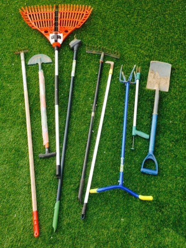 Garden allotment tools in gorleston norfolk gumtree for Allotment tools for sale