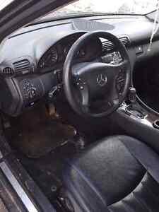 2006 Mercedes-Benz C-Class C 280 4 matic Berline
