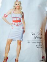 Nurse Halloween costume size large brand-new with tags