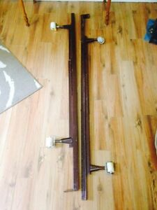 Steel Adjustable Up To A Queen Bed Frame