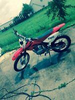 Honda crf 100cc