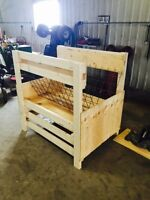 Sheep and goat feeder for sale