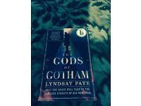 Lyndsey Faye- the gods of Gotham