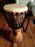 Authentic Djembe Drum From South Africa