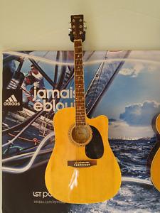 Guitare Sèche & électrique Madera