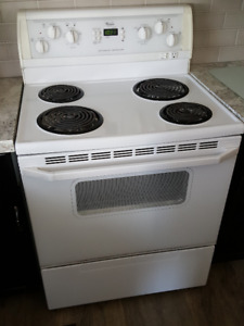Whirlpool Electric Range and Oven