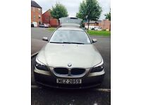 2007 Elegant BMW 520d touring automatic