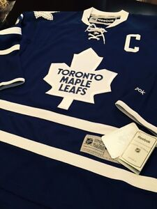 Brand New Wendel Clark Maple Leafs Jersey Size S M XL