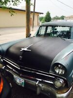 WANTED 1955 Ford Fairlane HOOD
