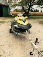 2008 RXT 215hp supercharged sea Doo