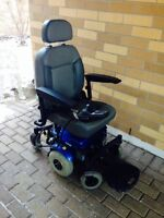 Electric Wheelchair/scooter.