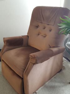 Gold Life Chair