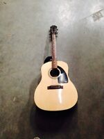 Epiphone Acoustic Guitar 50$