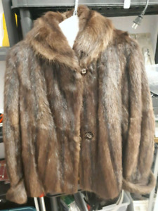 Giddings Mink Fur Coat