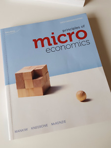 Principles of Microeconomics - Sixth Canadian Edition