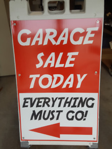 GARAGE SALE - Moving everything must go!!