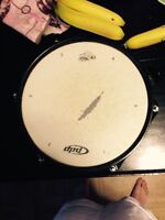 PDP 10 inch snare drum