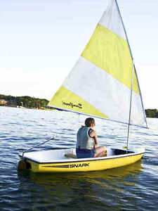 Sail boat, will trade for stand up paddle board