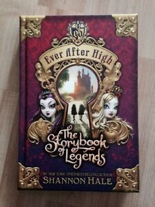 Book for girls - Ever after High:The Storybook of Legends