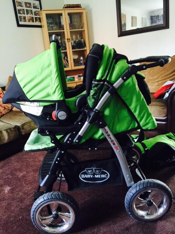 Baby Merc Push Chair In Hyson Green Nottinghamshire
