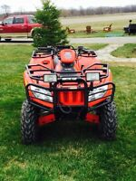 2007 700 4x4 arctic cat