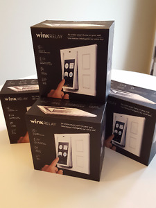 Wink Relay - An entire smart home on your wall