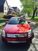 FORD FUSION 2009 quick sell
