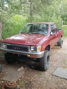 89 toyota pick up
