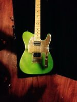 Warmoth Partscaster Telecaster Dual Humbuckers