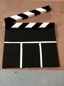 Clapperboard Peterborough Peterborough Area image 1