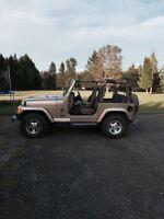 Jeep Wragler Sahara