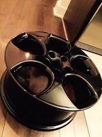 Mags wheels mk5 mk6 gti volks jetta golf tdi