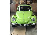 1974 1303 vw beetle