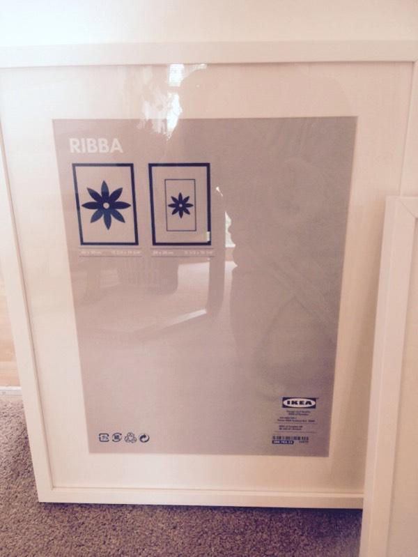 Ikea ribba frames 2 buy sale and trade ads great prices for Ikea ribba plank
