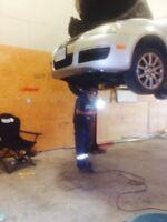 Muffler works custom exhaust&auto repair