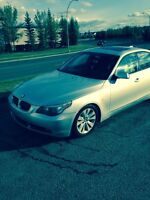 2005 BMW 545i  9,300 O.B.O Must sell moving