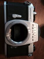 Pentax SP and SP11